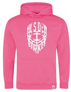 DADB 33 Hoodie Electric Pink