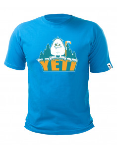 Yeti Shirt Kids